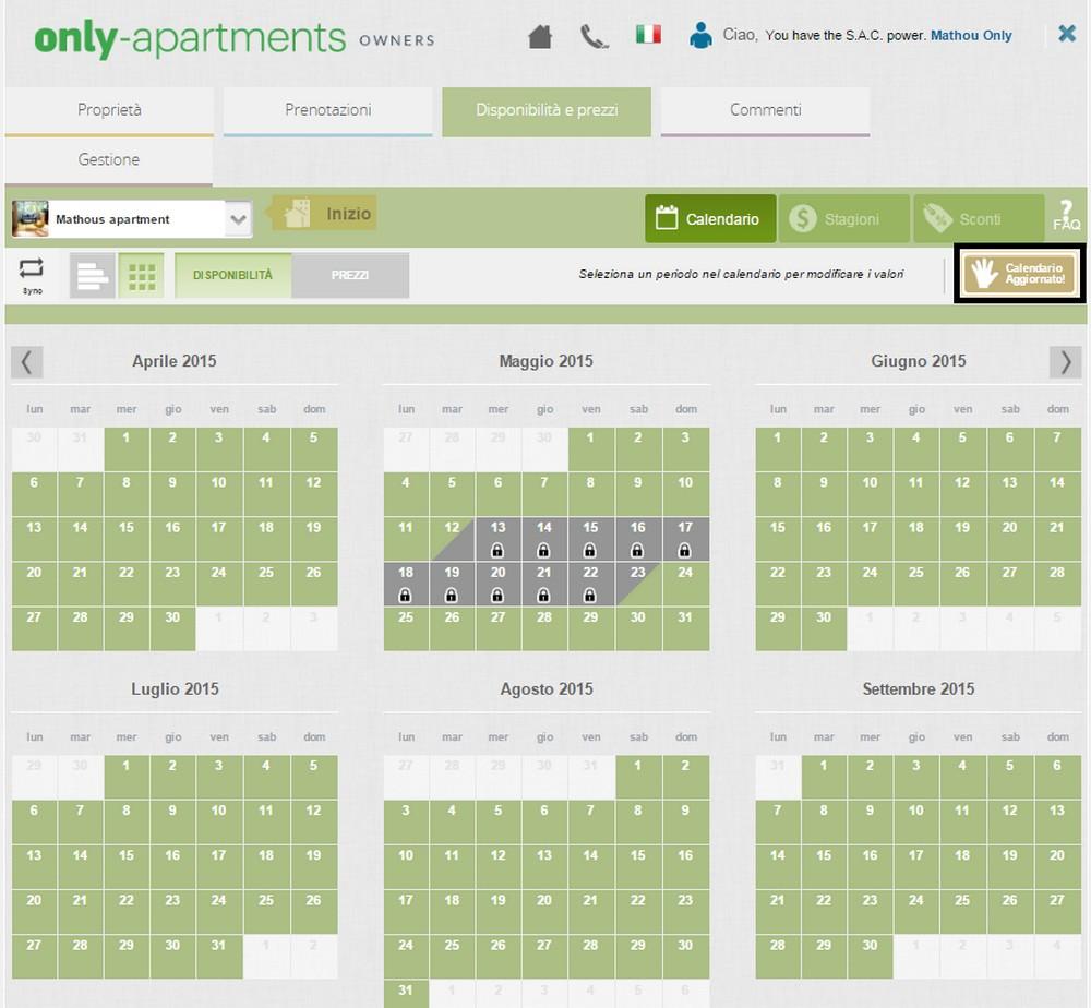 5 IT update calendar