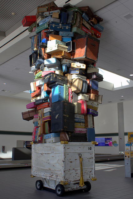 Cómo escoger tu equipaje