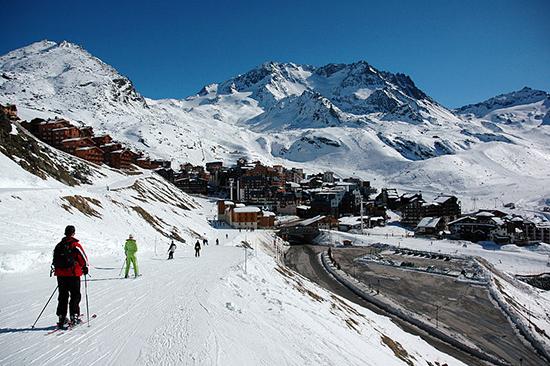 Destinos para esquiar en unas fantásticas vacaciones de invierno