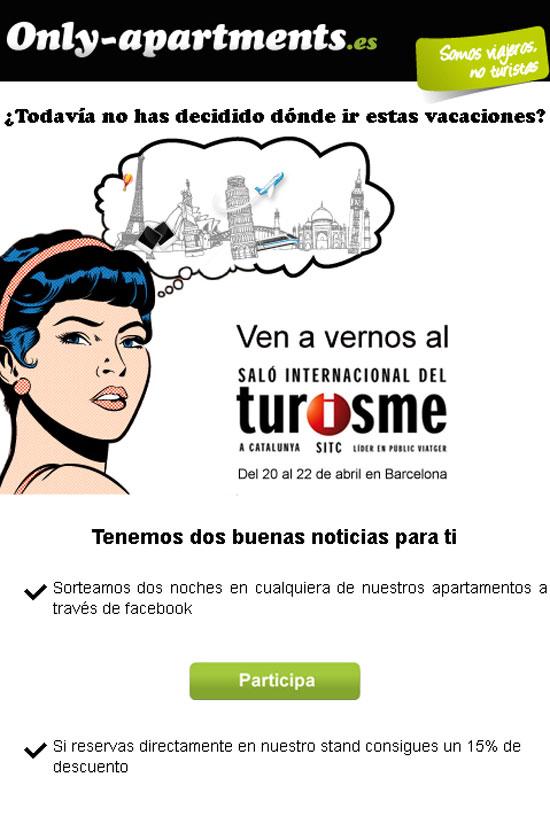 Ganador Concurso Only-apartments SITC 2012 !