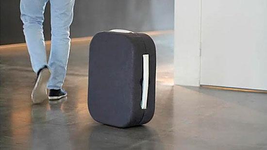 Hop!, la maleta que te sigue