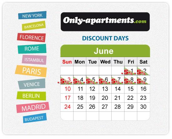 ¡Junio se presenta movidito!! - Discount Days