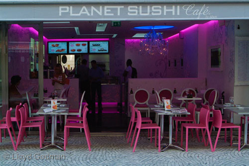 Restaurantes de Sushi en París