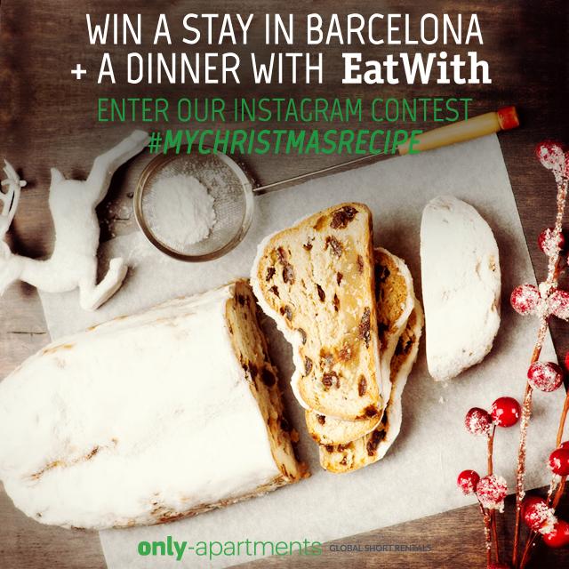 Gana una estancia en Barcelona + una cena con EatWith