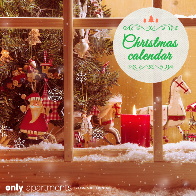 Ya está aquí el Christmas Calendar de Only-apartments