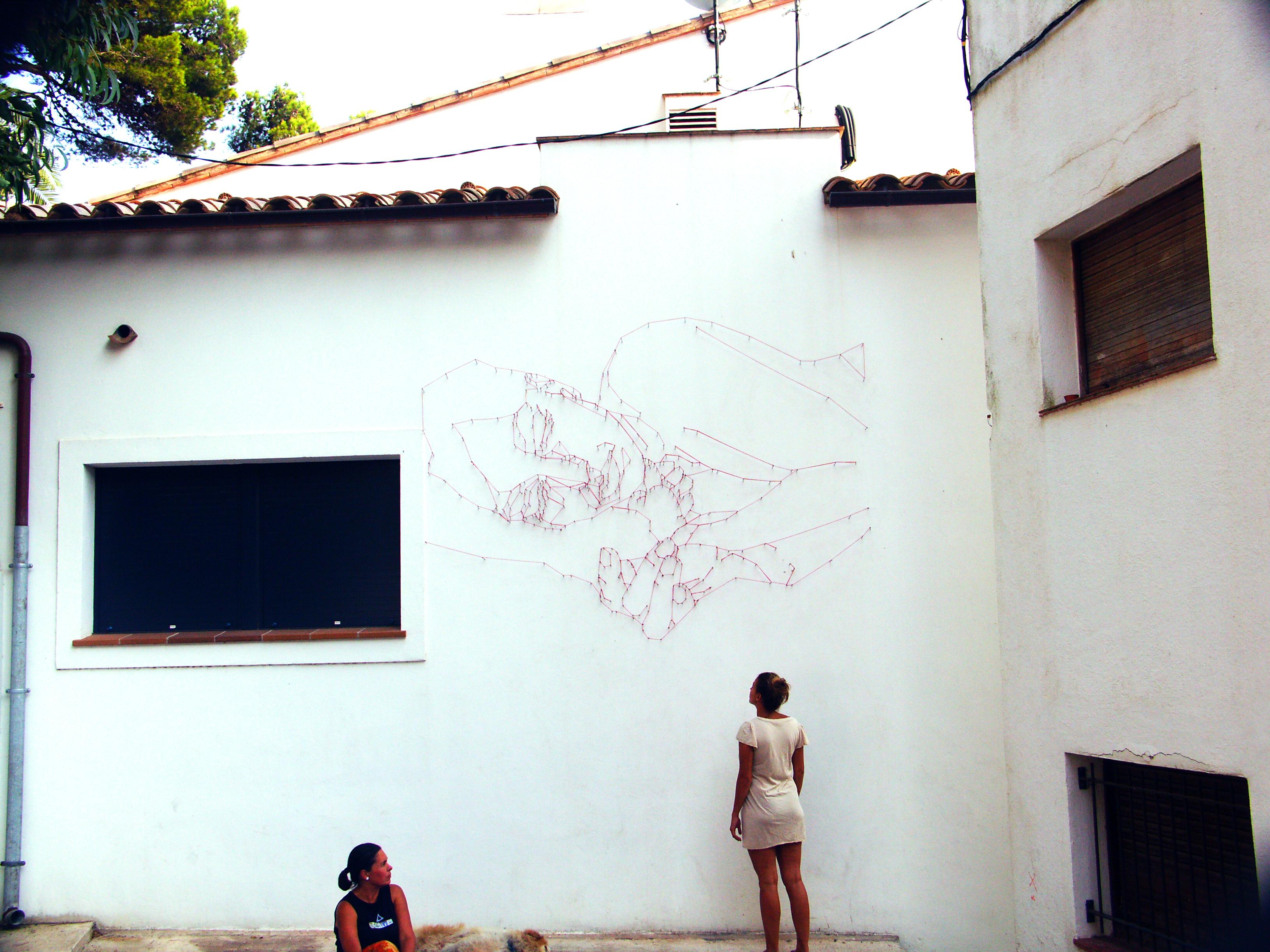 Julia Dierickx-Brax: Barcelona desde los ojos de una artista parisina