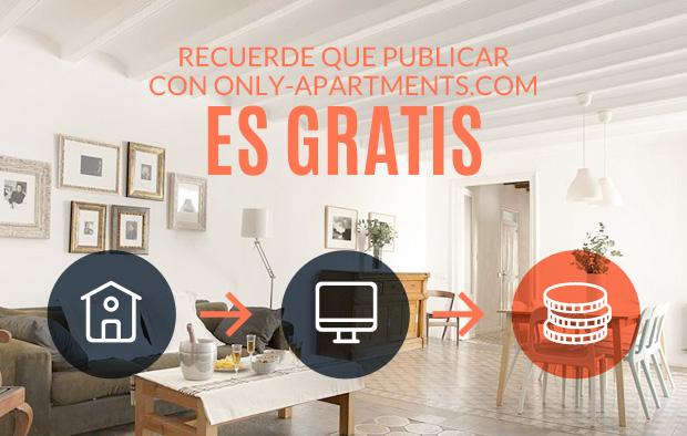 ¿Por qué publicar tu propiedad con Only-apartments?