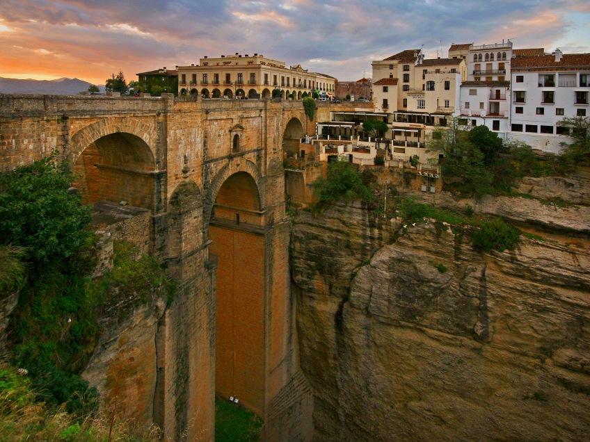 Los mejores pueblos del sur de España