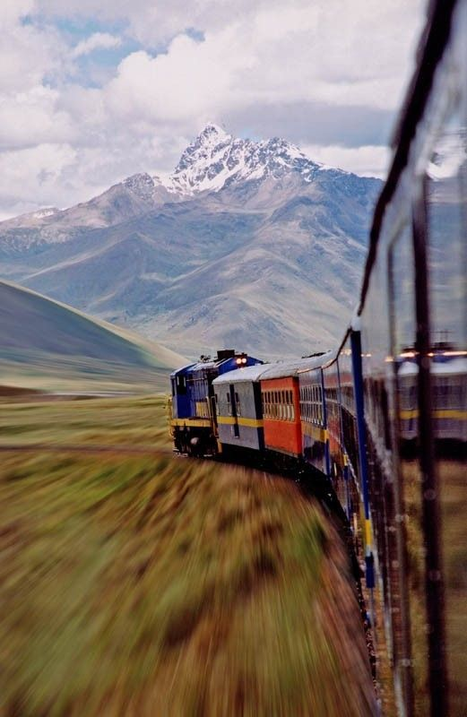 5 viajes en tren por Europa que te sorprenderán