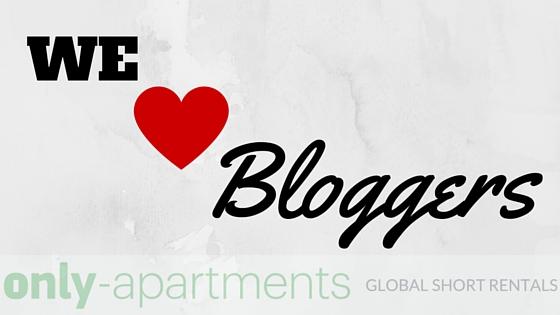 Colaboraciones con Bloggers para promocionar apartamentos