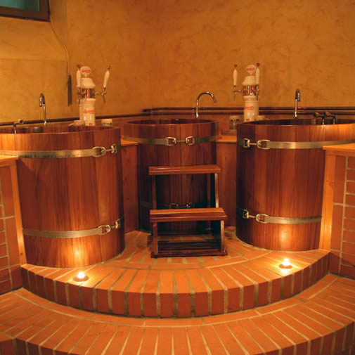 Pivni lazne BBB prague beer spa