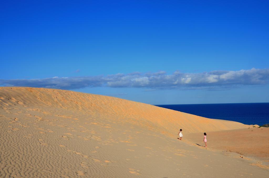 Norte de Fuerteventura, ruta entre el paraíso y el desierto