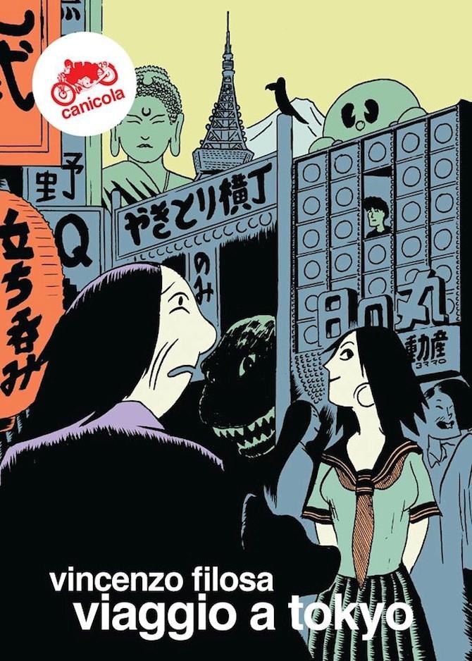 Vincenzo Filosa – Viaggio a Tokyo