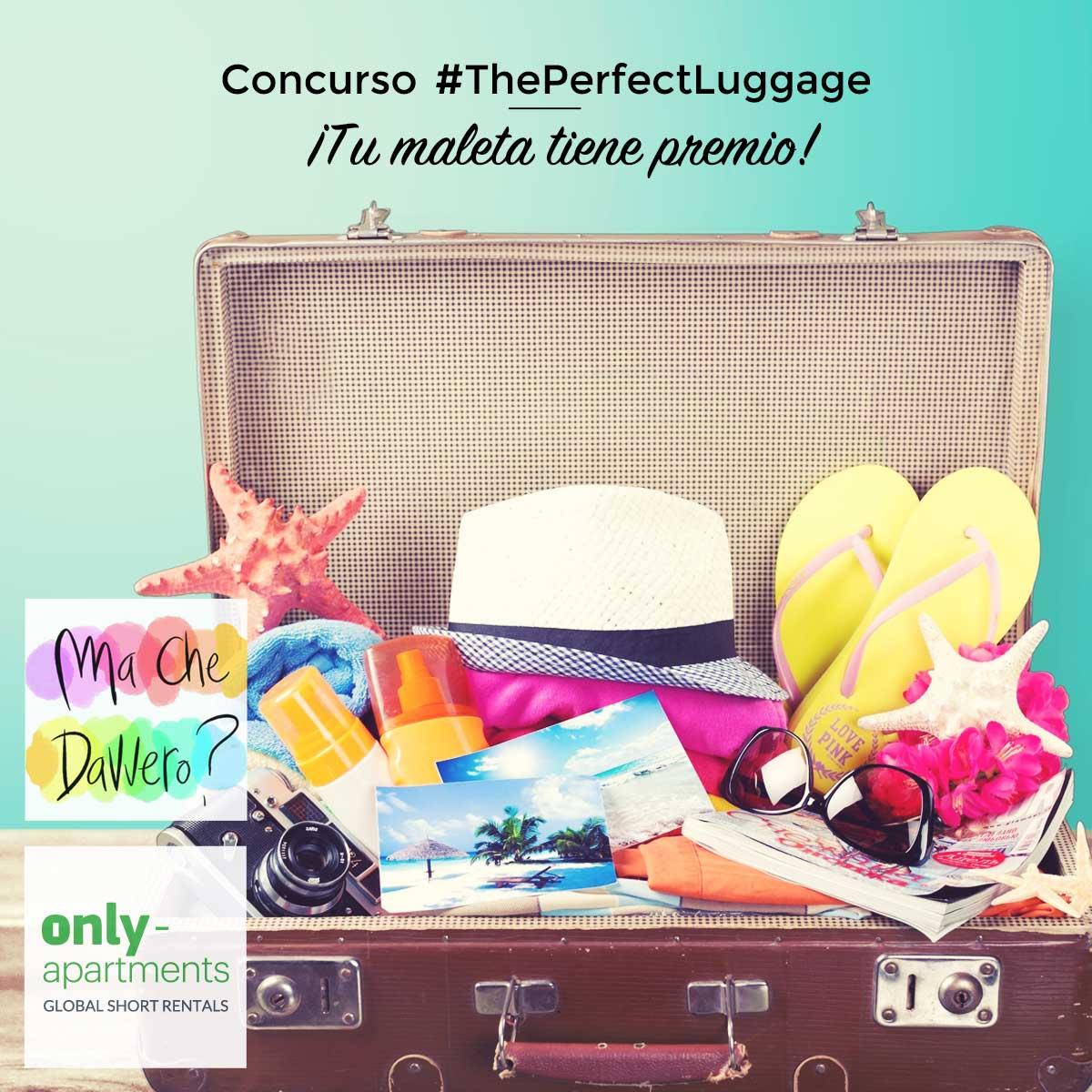 Concurso #ThePerfectLuggage