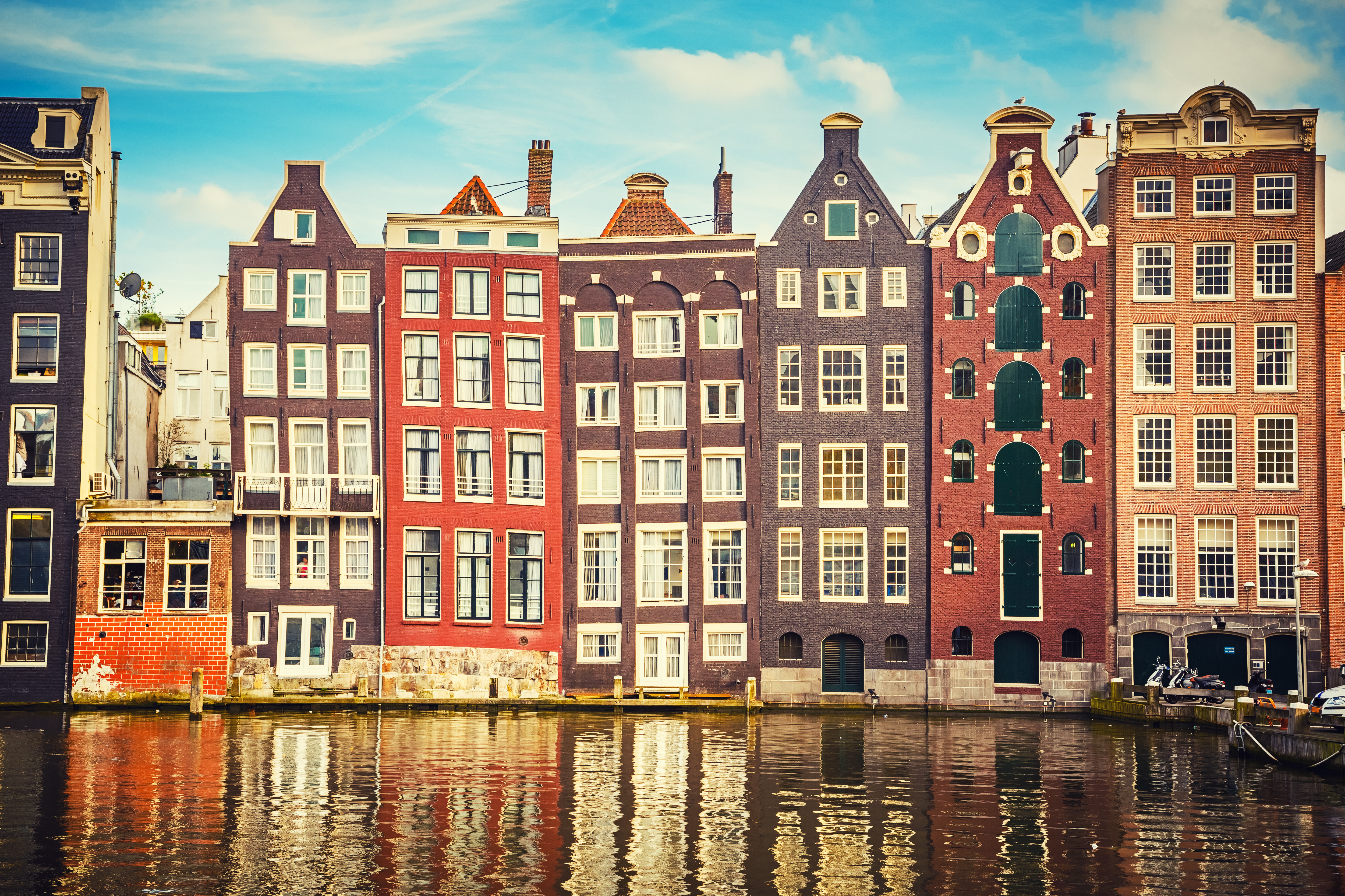 Destination Based on your Zodiac Sign - Amsterdam